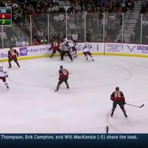 Coyotes at Wild / Game Highlights