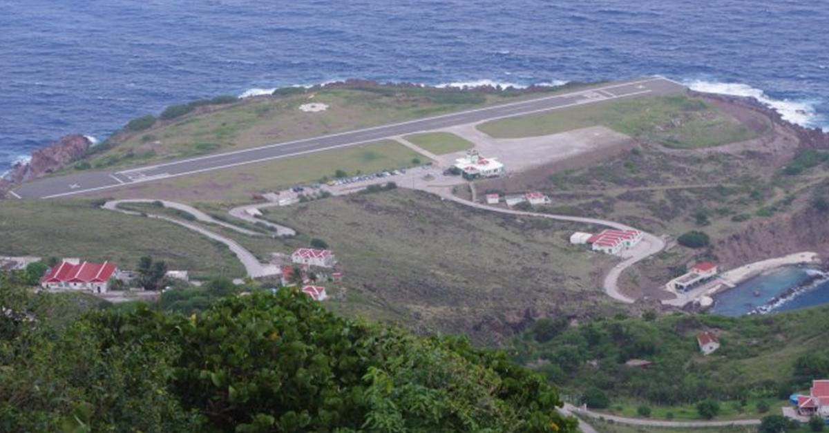 12 Of The World's Most Dangerous Airports
