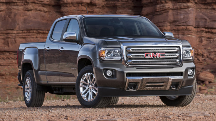2015 GMC Canyon Yahoo Autos
