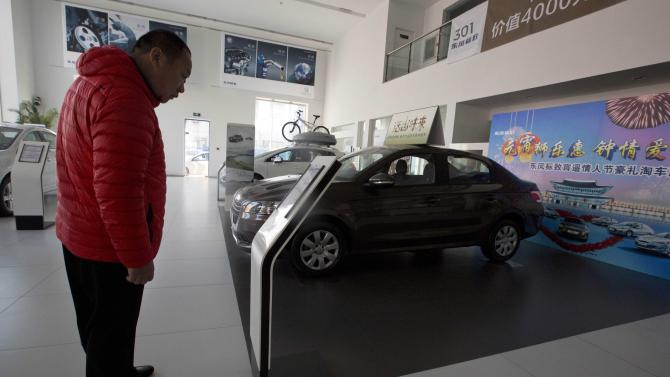 Dongfeng, French government to invest in Peugeot