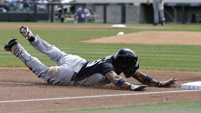 Cano's 2 hits, 2 RBIs lead Mariners over D-backs