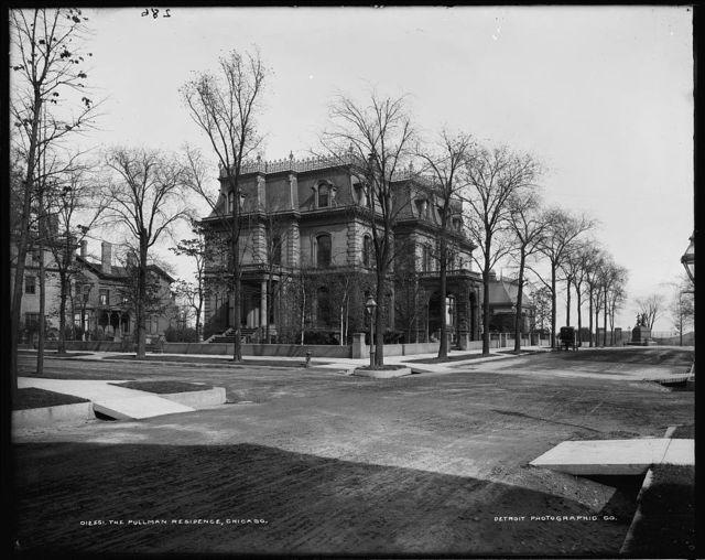 Mapping the Lost Mansions of Chicago's Gilded Age