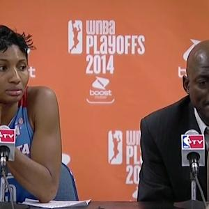 Postgame: Atlanta Dream - Game 2