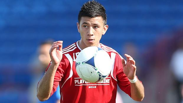 "SuperDraft GA prospect Lopez: ""I want to go to Chivas USA"""