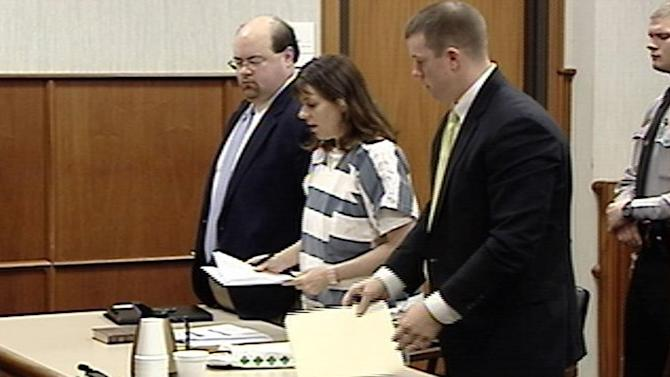 Woman enters plea in 2006 murder of husband