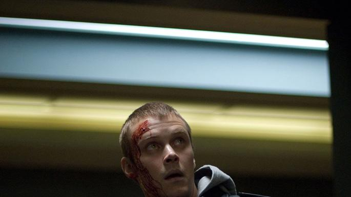Daybreakers Production Photos Lions Gate films 2010 Michael Dorman