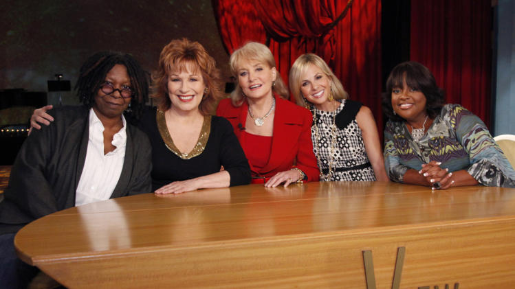 Joy Behar leaving 'The View'