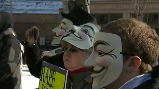 Internet, 'Anonymous' Target Ohio Town Over Alleged Rape