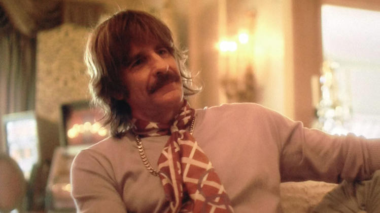 Scott Bakula, Behind the Candelabra - SURPRISE