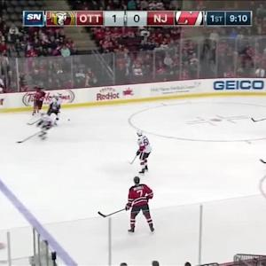 Ottawa Senators at New Jersey  Devils - 12/17/2014