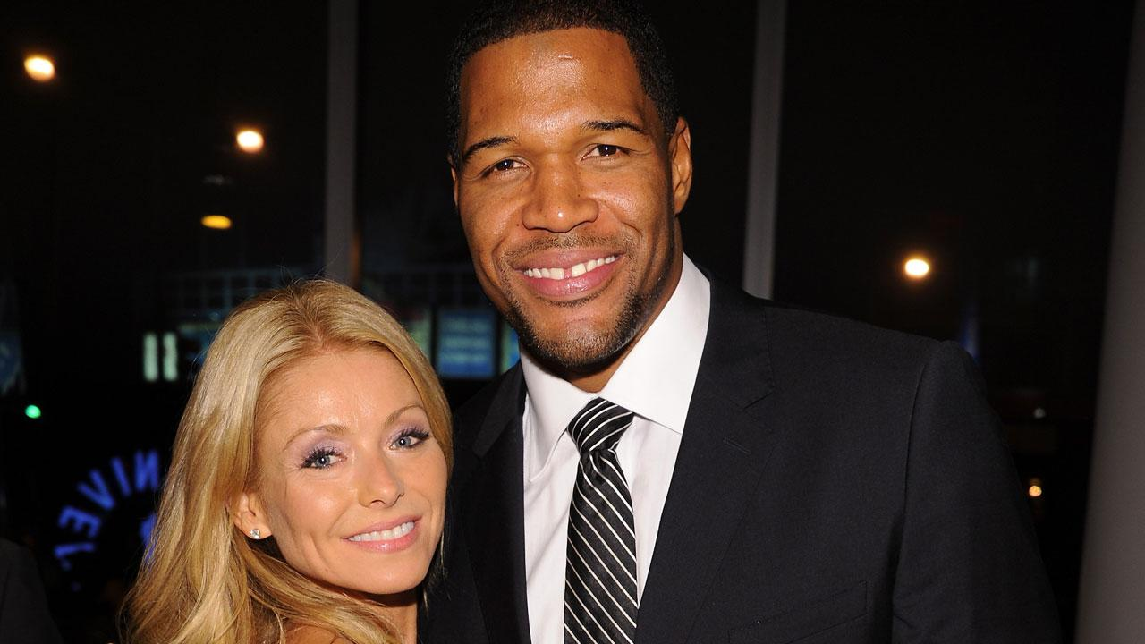 Kelly Ripa and Michael Strahan Win Daytime Emmy, Dr. Oz Accepts Award For Them