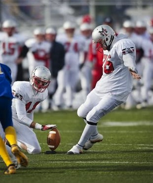 Manti kicker Carlo Garcia connects on a state record, state title-winning 54-yard field goal &#x002014; Deseret News