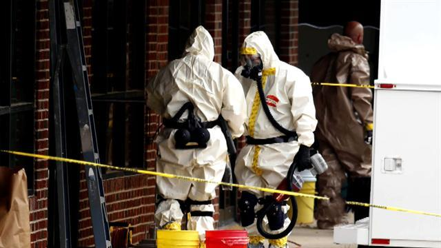 New evidence in Ricin case