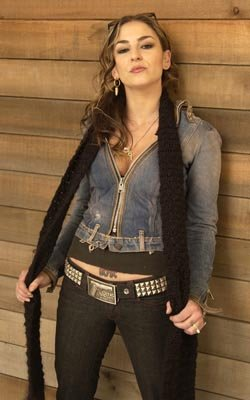 Drea DeMatteo Prey For Rock & Roll Sundance Film Festival 1/20/2003