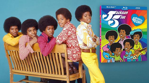 "TV on DVD: ""The Jackson 5ive: The Complete Animated Series"""