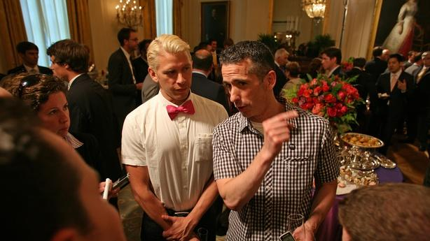 If Obama Wants to 'Evolve' On Gay Marriage, Dan Savage Will Help