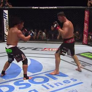 Fight Night Sydney Free Fight: Michael Bisping vs. Cung Le