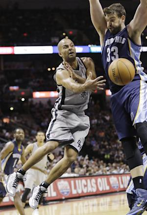 Spurs' Tony Parker sets sights on NBA title