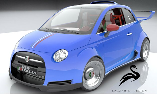 Fiat 500 Lazzarini
