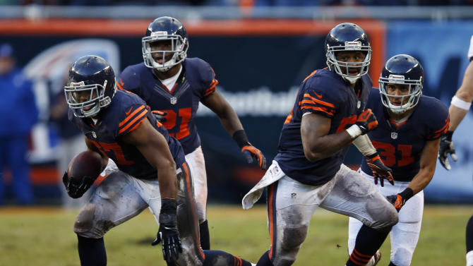Bears' defense showing signs it's coming together