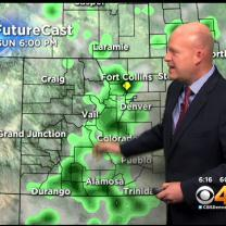 Sunday AM Forecast: Cooler Than Normal With More Heavy Rain Possible