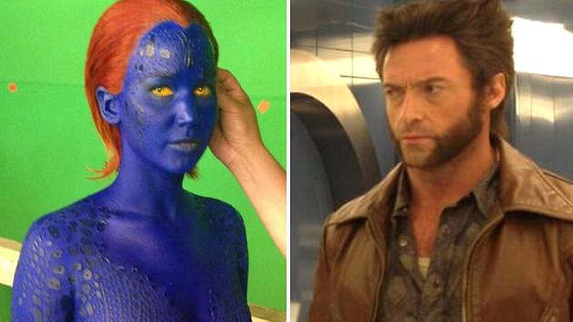 X-Men Filming Blog