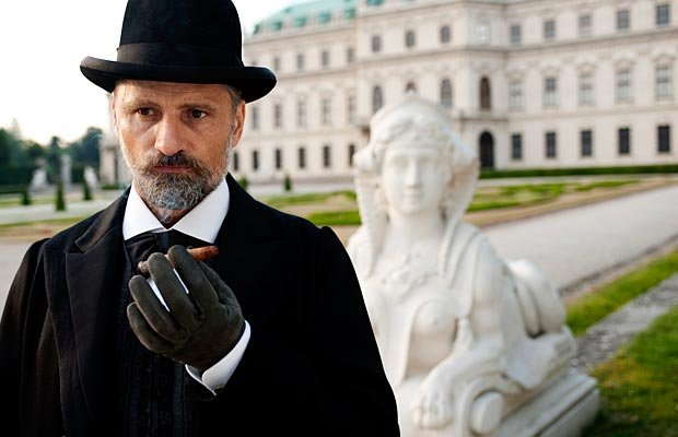 "Viggo Mortensen in ""A Dangerous Method."" Sony Pictures Classics"