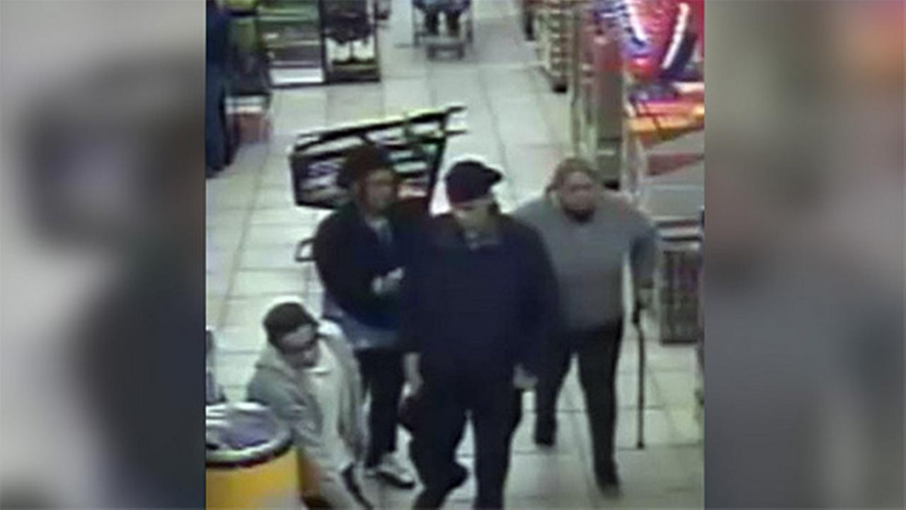 Police impersonators caught on camera trying to arrest security guard in Juniata Park