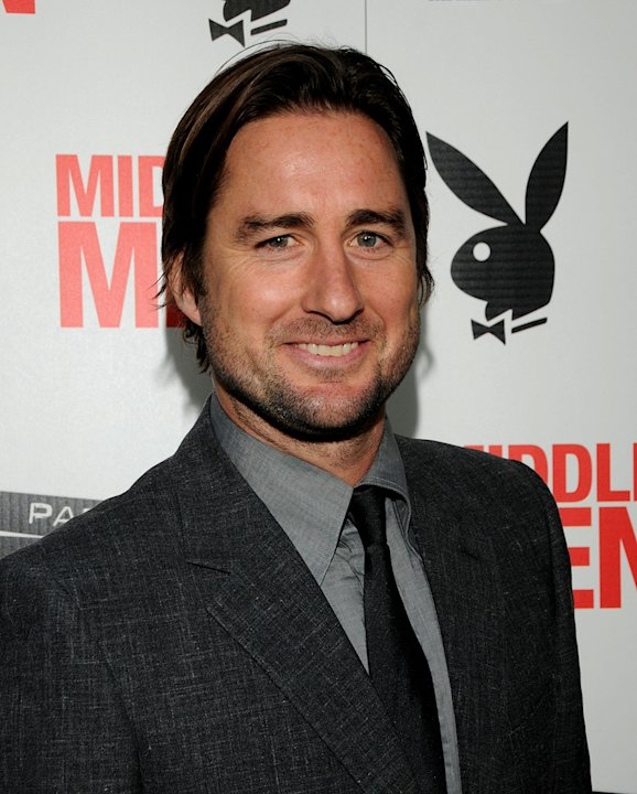 Middle Men LA Premiere 2010 Luke Wilson