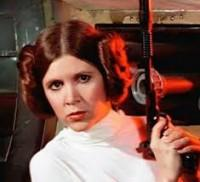 Should We Be Excited That Carrie Fisher Is In 'Star Wars' Mode?