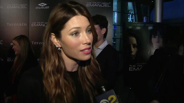 "Jessica Biel on ""The Truth About Manuel"""