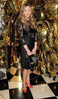 Sarah Burton Scoops OBE In Queen's Birthday Honours List 2012 For Designing Kate Middleton's Wedding Dress!