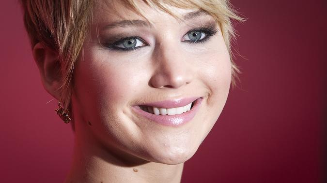 Jennifer Lawrence Embarrasses Dave Letterman