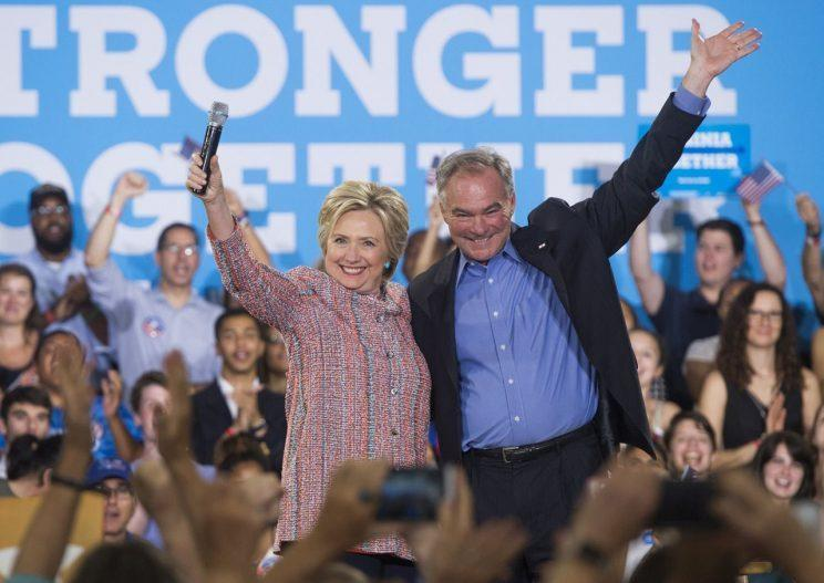New Clinton VP pick Kaine tried to shame Congress into action on ISIS