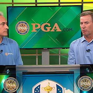 Michael Breed breaks down singles matches