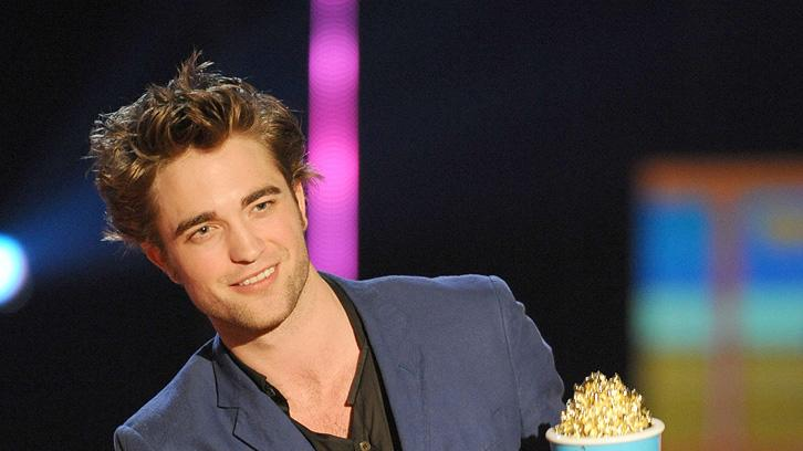 MTV Movie Awards Show Photos 2009 Robert Pattinson
