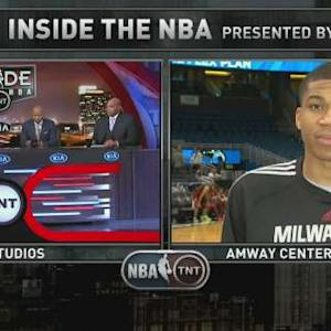 Inside The NBA: Giannis Antetokounmpo