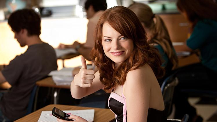 Easy A Screen Gems 2010 Emma Stone