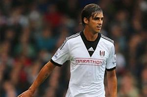 Fulham forward Bryan Ruiz joins PSV on loan
