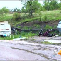 Mudslides Force Families From Homes In Colorado Springs