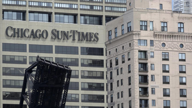 Chicago Sun-Times lays off photography staff