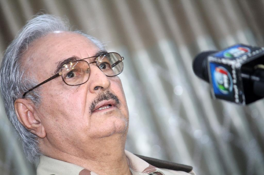 General Haftar: Libya saviour to some, dictator to others