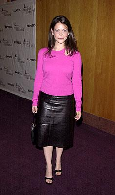 Meredith Salenger at the Los Angeles premiere of Paramount Classics' Sidewalks of New York