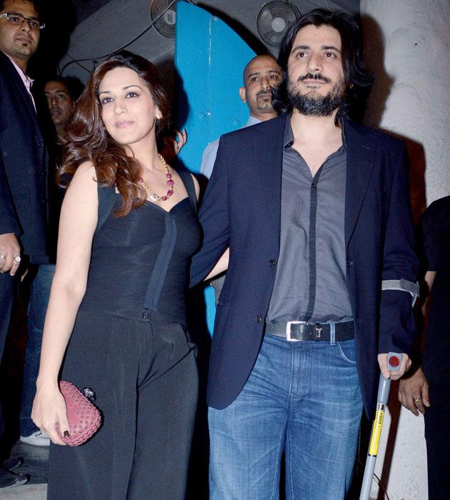 Celebs at Bunty Walia's wedding reception