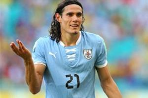 Zamparini: Paris Saint-Germain offers Cavani 8 million euros per year
