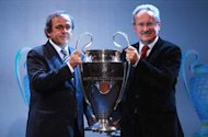 Platini: Tottenham have not been unfairly punished
