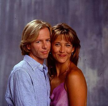 David Spade and Sophie Marceau in Warner Brothers' Lost & Found