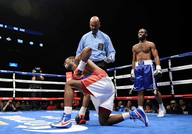 Marcus Browne v Lamont Williams