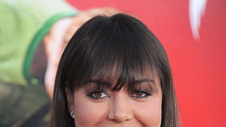 Scott Pilgrim vs the World LA premiere 2010 Aubrey Plaza
