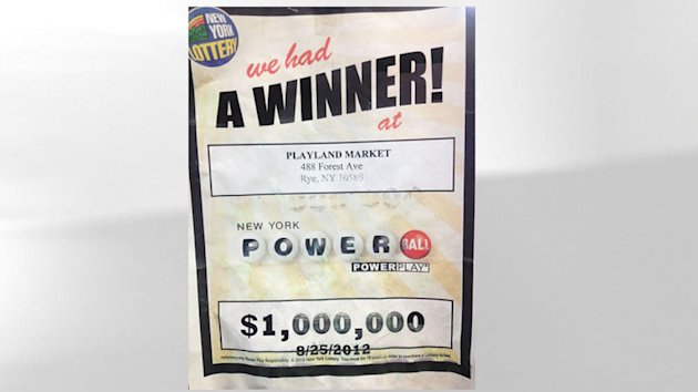 Unclaimed $1 Million Lottery Ticket to Expire (ABC News)